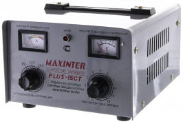 Зарядное устройство Maxinter 15CT [6V/12V/24V;15А]