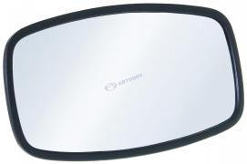 Зеркало штатное простое (320*180) пластиковый корпус КАМАЗ (5320-8201020-01)