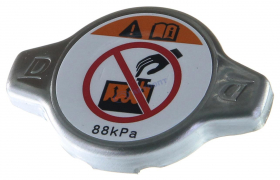 "Пробка радиатора T. universal mini 0.9 k 16401-36030, 16401-20353 ""TOYOTA"""