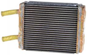 Радиатор отопителя Волга-24, 31029, 3110 двухрядный (медный) патрубок d20мм (3110-8101060-30)  (г.Оренбург)