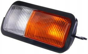 Подфарник ВАЗ-21214 оранж. н/о левый (21214-3712011) (Россия)