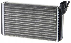 """Радиатор отопителя ВАЗ-2110 до 2003г (алюминиевый) (LRh0110) """"LUZAR"""""""
