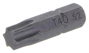 """Вставка-бита 1/4""""x25 мм TORX T 40  (514340)  """"OMBRA"""" (Тайвань)"""