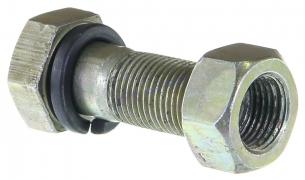Болт кардана КАМАЗ М16х1,5х42 основного в сборе (гайка, гровер) (г.Волгоград)