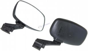 Зеркало УАЗ-452, Газель боковое (правое+левое) (длин+корот. кронштейн) (3741-8201300/01)