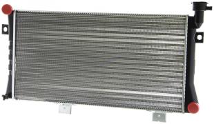 """Радиатор ВАЗ-21214 (HF 708 414) """"HOFER"""""""