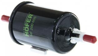 """Фильтр топливный ВАЗ-2123 (инжектор) с штуцерами ФТОТ (200 605) """"HOFER"""""""
