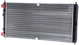 """Радиатор ВАЗ-2123 Шеви-Нива (HF 708 417) """"HOFER"""""""