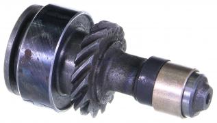 """Вал привода масляного насоса ВАЗ-2101 (поросенок) с вкладышами """"ТЗА"""""""