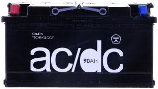 Аккумулятор AC/DC 90Ач [Европейский/Прямая полярность] 720A