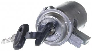 Замок зажигания ВАЗ-2101-2107 (пластмассовый ключ) (2101-3704000-11) (г.Димитровград)