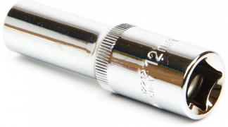 Головка торцевая 12мм (12-гранная/квадрат 1/2) удлиненная Ombra 112212