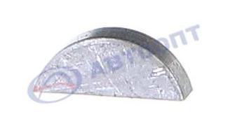 Шпонка 12,5х4х5 коленвала ВАЗ-2108 (г.Белебей)