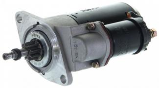 """Стартер ВАЗ-1111 ОКА (1,4 кВт, редукторный,  7102.3708)(HF 690 101)   """"HOFER""""  (Германия)"""