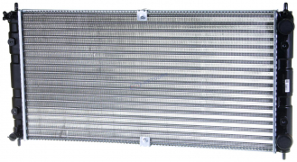 "Радиатор ВАЗ-2123 Шеви-Нива (алюмин.) (2123-1301012)  ""Пекар"""