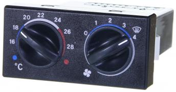 Блок управления печкой ВАЗ-2110 (2111-8128020,1323.3854) 4 положения