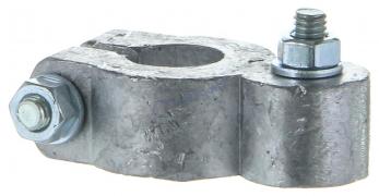 Клемма аккумулятора свинец (грузовые) (шпилька d6) (г.Барнаул)