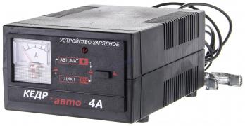 Зарядное устройство Кедр 4A [12V;4А]