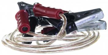 Провода прикуривателя 350А (2м) медь, силикон (DA-02163) (г.Москва)
