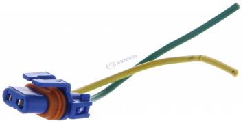 Колодка проводки на фару с проводами НВ-3 9005