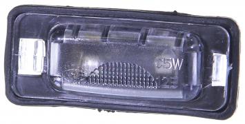 Фонарь подсветки номера ВАЗ-2108 (2108-3717010) LADA