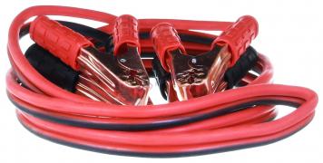 """Провода прикуривателя 600А (3 м, -50С) изоляция TPE, (в сумочке на молнии) """"KS"""""""