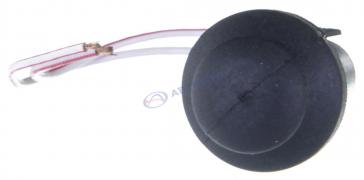 Кнопка двери, капота,багажника  ВАЗ-2114-2115-2190-2123-1119 Гранта,Шеви,Калина (80.3710) (концевик с резинкой и проводами)