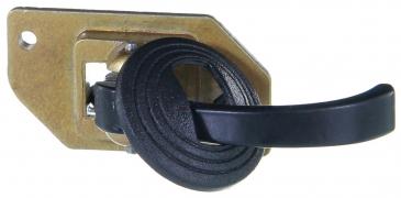 Ручка салона дверная ВАЗ-2101-2107 металлическая (21011-6205180)