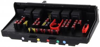 Блок предохранителей и реле ВАЗ-2105-2107 (инжектор) (521.3722)