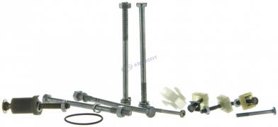 Ремкомплект генератора ВАЗ-2104-2105-2107 карбюраторные (болты и изоляторы) для КАТЭК