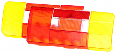 Стекла задних фонарей ВАЗ-2106 (3716070/71)