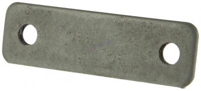 Щека серьги рессоры Газель 8мм усил. (3302-2902466) г.Н.Новгород