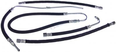Шланги топливные ВАЗ-2110 инжектор (2110-1104243)