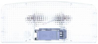 Фонарь освещения салона ВАЗ-2170 Приора