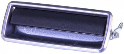 Ручка наружняя передней двери левая ВАЗ-2104,2105,2107 (2105-6105151) хром в инд. уп. (г.Димитровград)