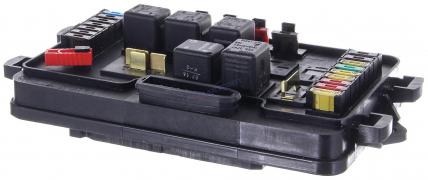 Блок предохранителей и реле ВАЗ-2108, 2109, 2114, 2115 инжектор, нового образца (367.3722) выпуск с 01.01.07