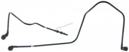 Трубка топливная ВАЗ-1118 Калина (2шт) (передние)