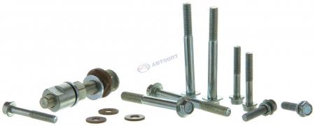 Ремкомплект генератора Калина 80 и 115А; Приора,Гранта 115 и 120 А (болты и изоляторы) для КАТЭК