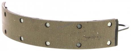 Колодка тормозная УАЗ задняя (длин.) (469-3501090) (г.Ульяновск)