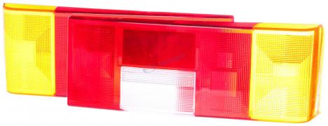 Стекла задних фонарей ВАЗ-2108 (2108-3716020+2108-3716021)