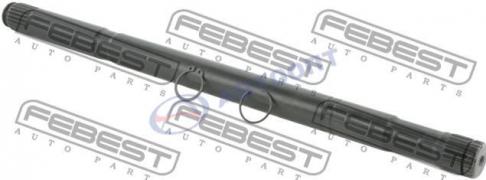"""ПолуосьT.Avensis'03-'08, Lh 23X425X23 0112-ZZT251LH """"FEBEST"""" (Германия)"""