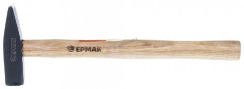 """Молоток 400гр с деревянной ручкой, кованый   """"ЕРМАК""""  (Китай)"""