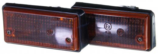 Указатели поворотов ВАЗ-2101 желтые (2101-3712011/10)