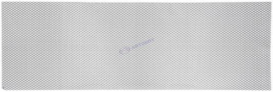 Сетка радиатора защитная BD-0012 черная малая сетка (ячейка 6.4х14мм, размер 100х33см)