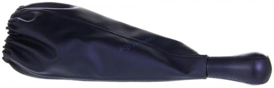 Чехол+ручка КПП ВАЗ 2101-07 (черный)