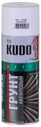 Грунтовка акрил [Белый, аэрозоль] 520 мл Kudo (KU-2104)