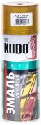 Эмаль широкого спектра действия алкидная [Золото, блеск, аэрозоль] 520 мл Kudo (KU-1028)