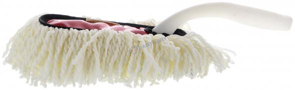 Щетка для удаления пыли+ совок (внутри салона)