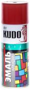 Эмаль широкого спектра действия алкидная [Вишня, блеск, аэрозоль] 520 мл Kudo (KU-1004)