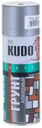Грунтовка алкидная [Серый, аэрозоль] 520 мл Kudo (KU-2001)